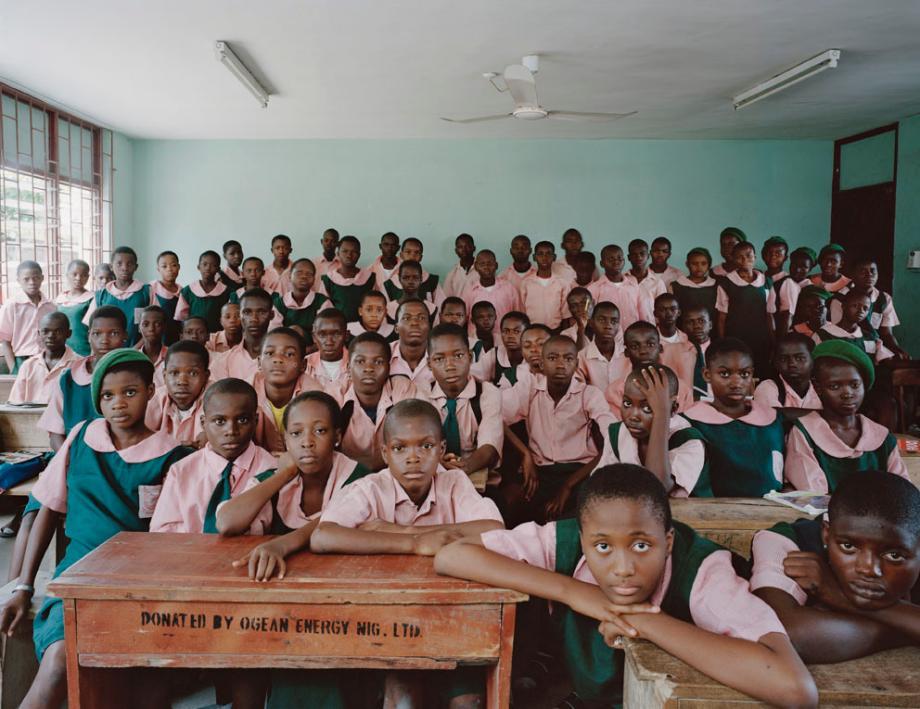 pelajar di kuramo junior college nigeria