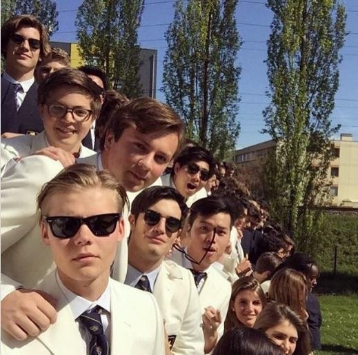 pelajar le rosey hidup normal seperti pelajar lain