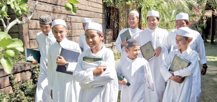 pelajar maahad tahfiz