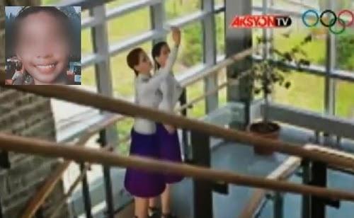 pelajar maut terjatuh tangga akibat selfie