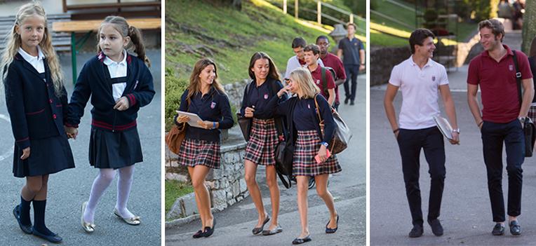 pelajar sekolah the american school in switzerland sekolah paling mahal di dunia