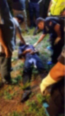 pelajar uitm ditemui mati dalam kawasan ladang dengan kesan tikaman di bahagian belakang badan 744