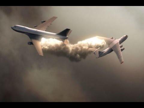 pelanggaran kapal terbang dahsyat