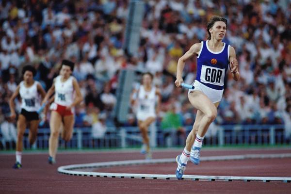 pelari olimpik jerman