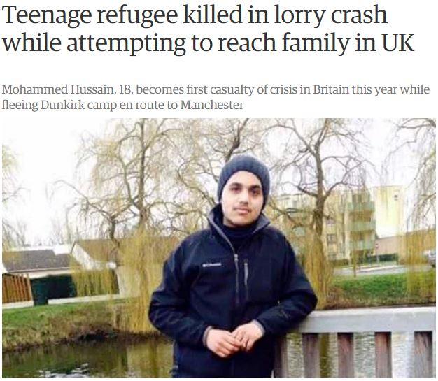 pelarian mati 373
