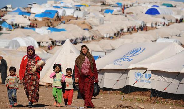 pelarian syria 193