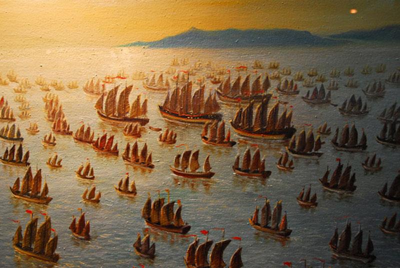 pelayar china zheng he