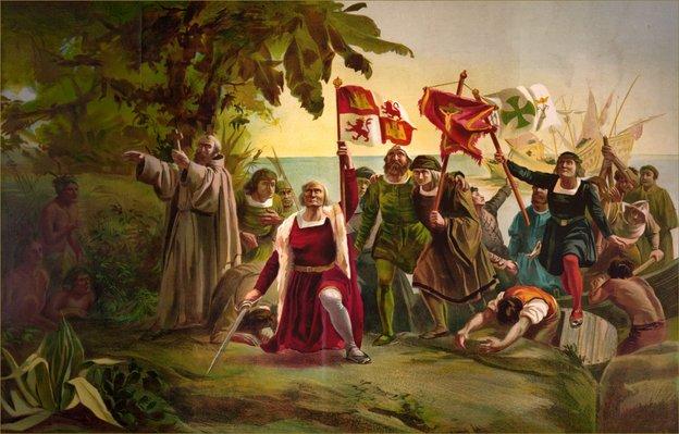 pelayaran kedua christopher columbus ke amerika