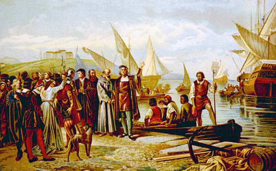 pelayaran terakhir christopher columbus ke amerika