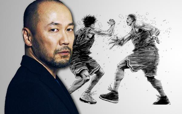 pelukis takehiko inoue dan slam dunk