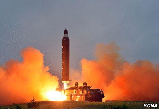 peluru berpandu korea utara 657