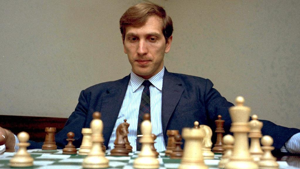 pemain catur terhebat bobby fischer