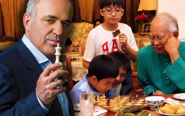 pemain catur terhebat dunia
