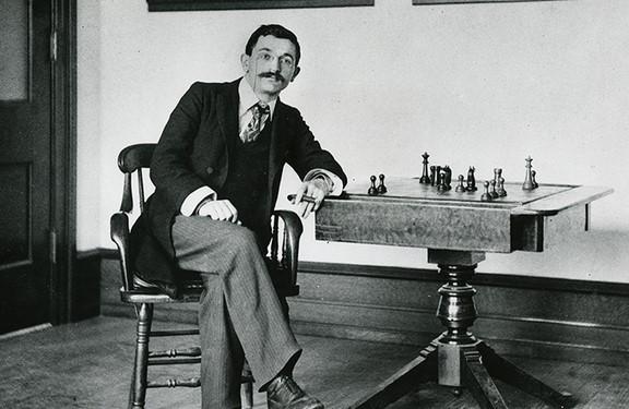 pemain catur terhebat emanuel lasker
