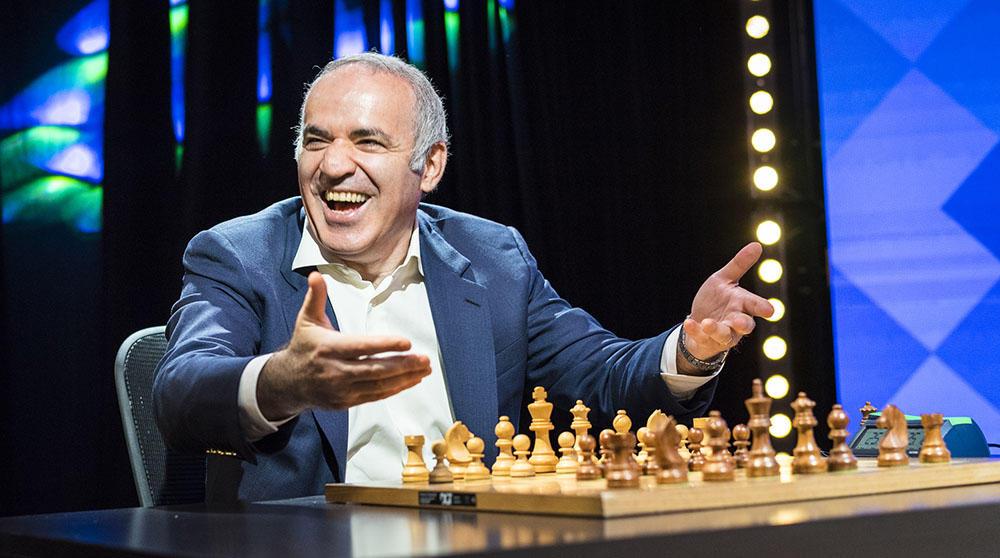 pemain catur terhebat garry kasparov