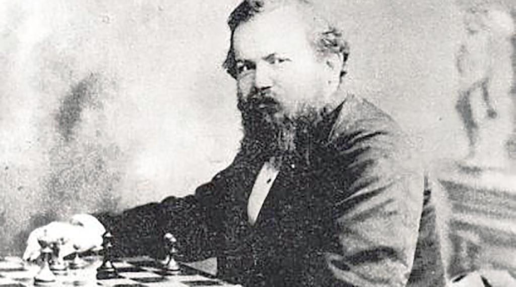 pemain catur terhebat wilhelm steinitz