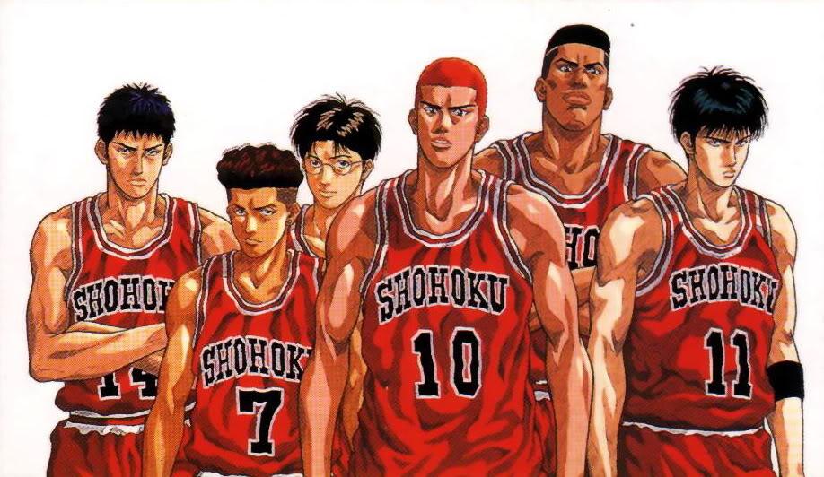 pemain shohoku