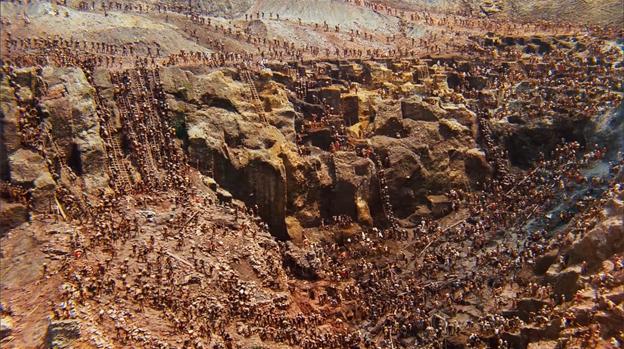 pemburuan emas serra pelada di para brazil pada tahun 1980 an