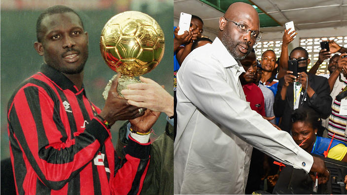 pemenang ballon d or menjadi presiden