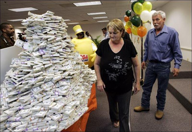 pemenang loteri nombor ekor yang terkena sumpahan