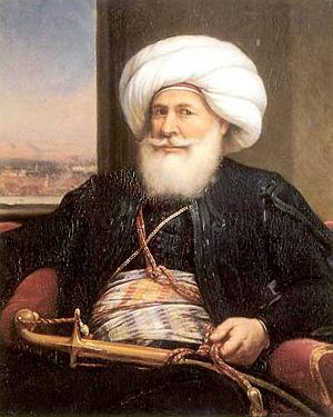 pemerintah empayar uthmaniyyah