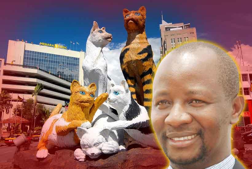 pemimpin pembangkang uganda akui jatuh cinta