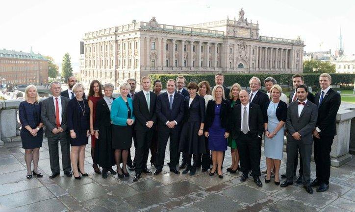 pemimpin tertinggi kerajaan sweden