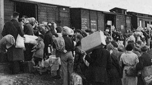 pemindahan penduduk kesatuan soviet perpindahan manusia paling besar dalam sejarah