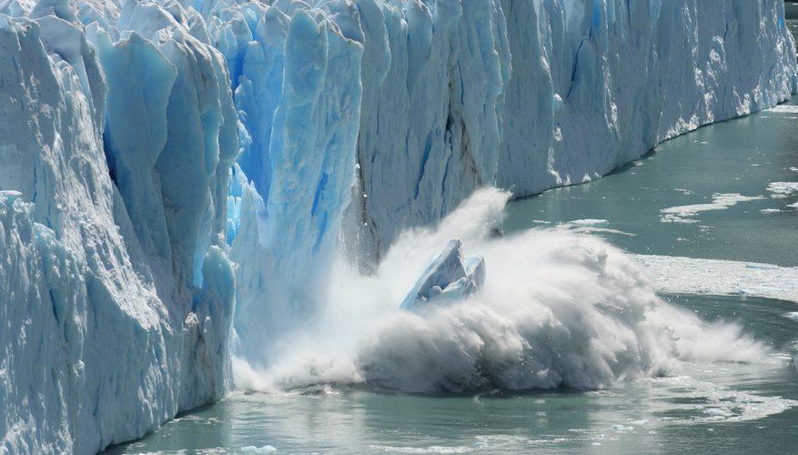 pencairan glasier