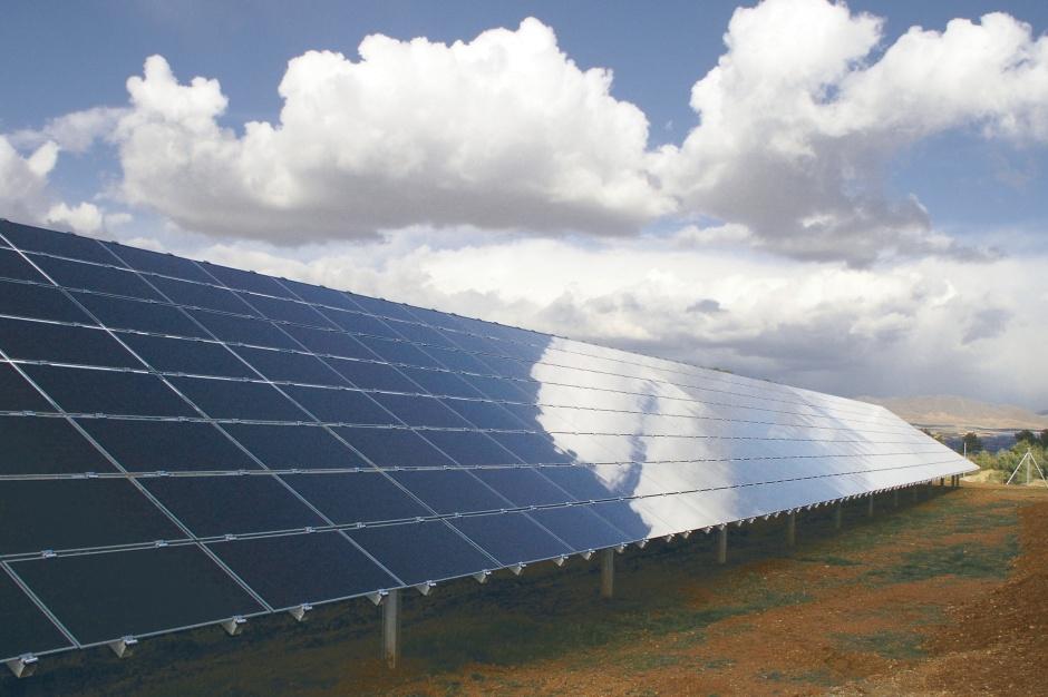 pencemaran hasil dari tenaga solar adalah rendah