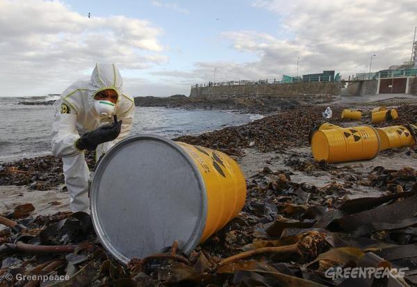 pencemaran nuklear