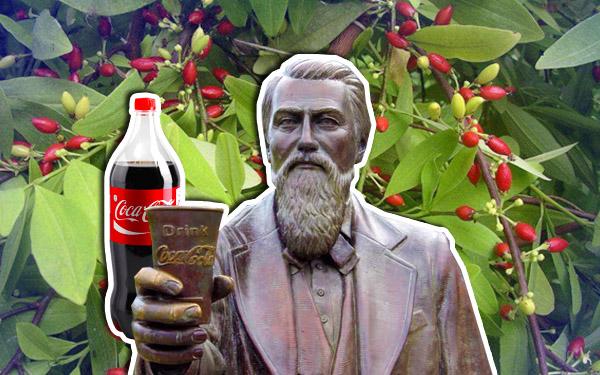 pencipta coca cola daripada cocain 714