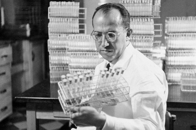 pencipta vaksin polio