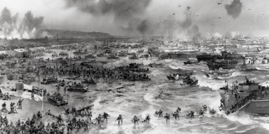 pendaratan d day 1944