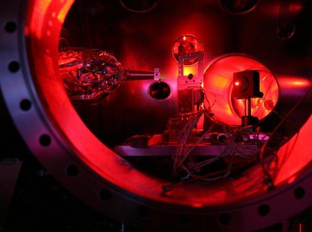penembak laser terkuat dunia