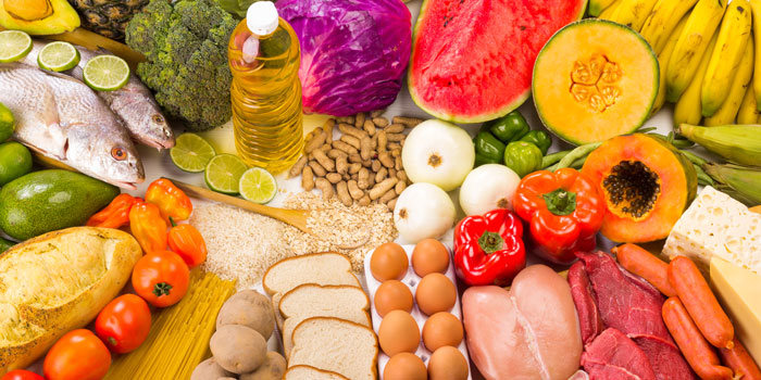 pengambilan diet yang sihat
