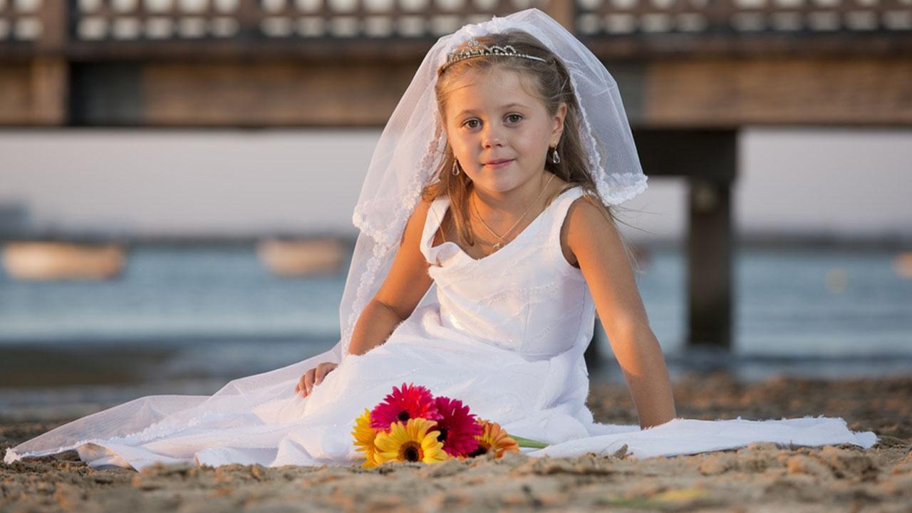 pengantil kecil bawah umur perkahwinan