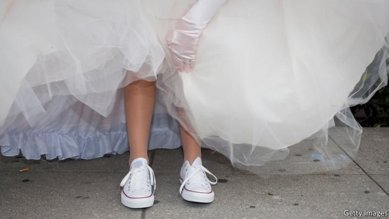 pengantin bawah umur