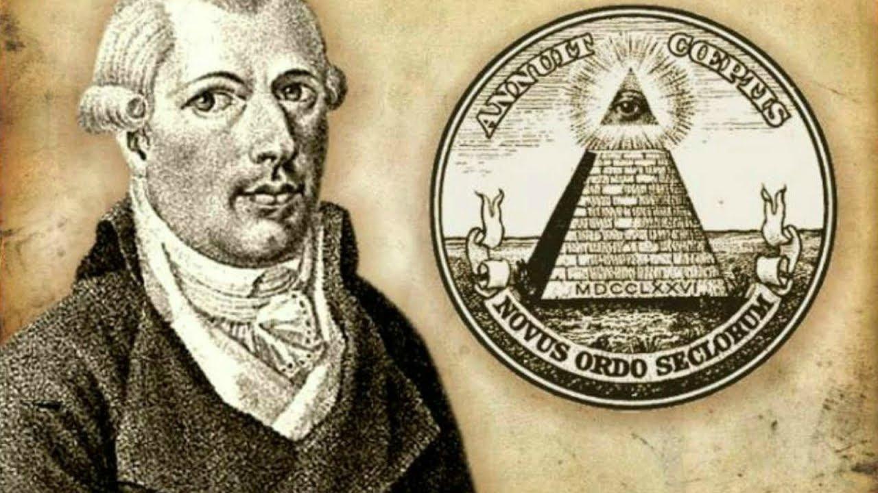 pengasas organisasi rahsia illuminati