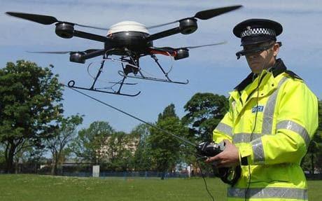 pengintipan menggunakan drone 129
