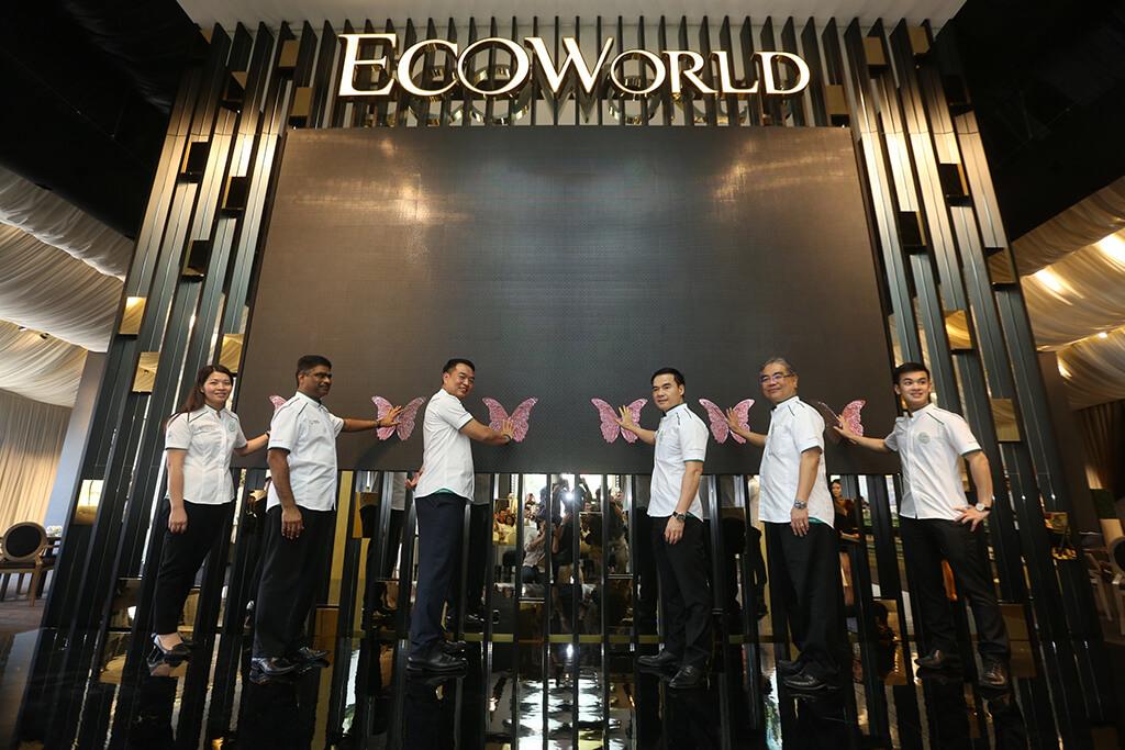 pengurusan eco world