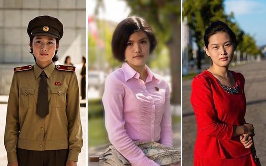 penindasan kaum wanita di korea utara