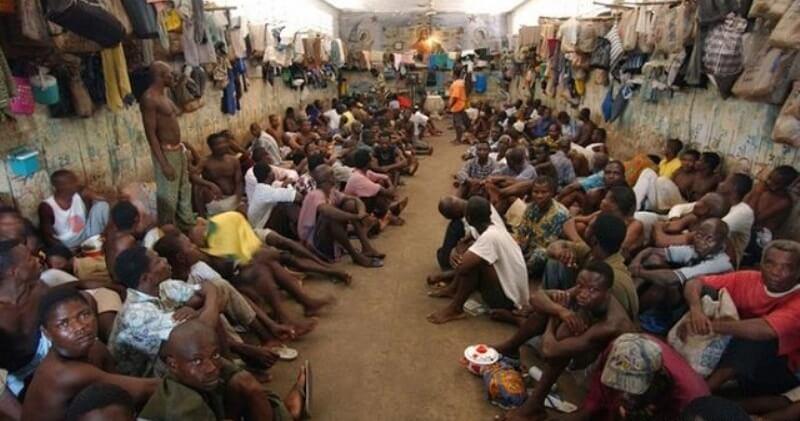penjara cotonou 81