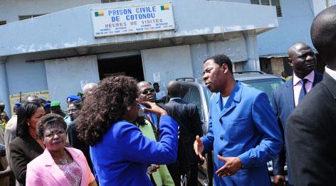 penjara cotonou sivil