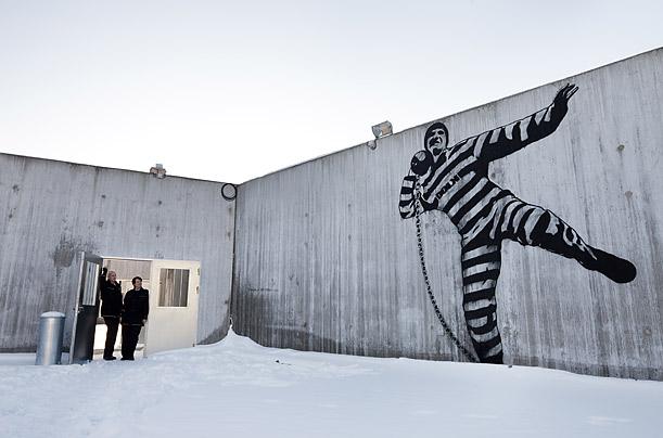 penjara halden penjara paling selesa dan bahagia di dunia