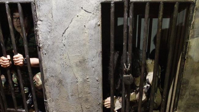 penjara korea utara