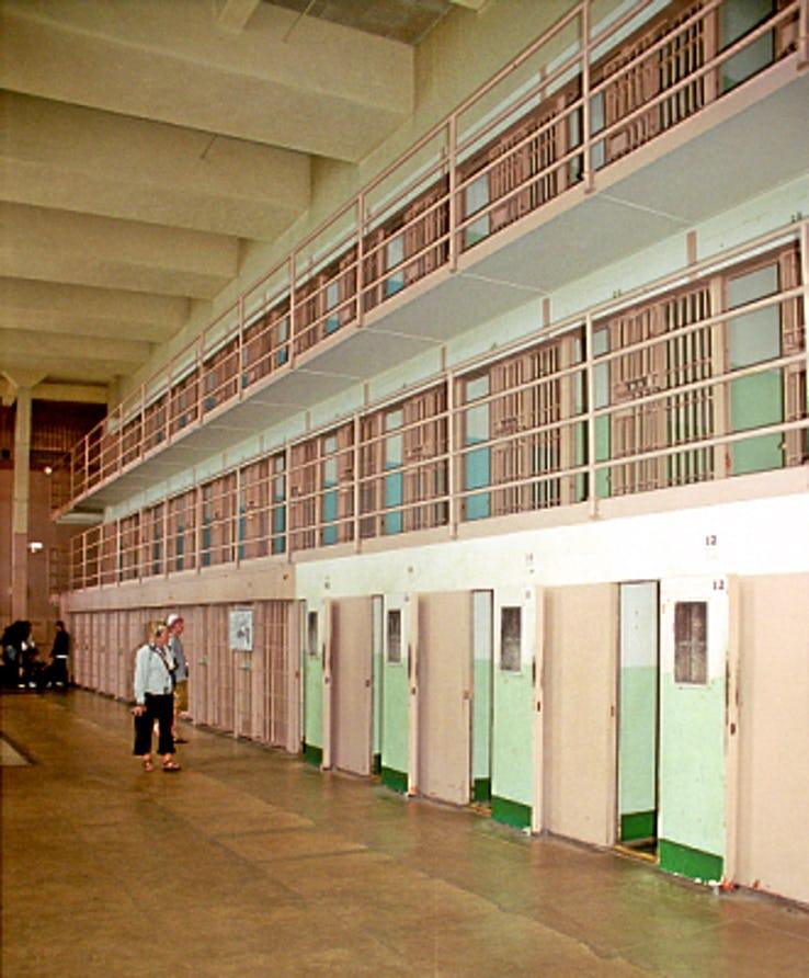 penjara persekutuan alcatraz penjara paling ketat di dunia