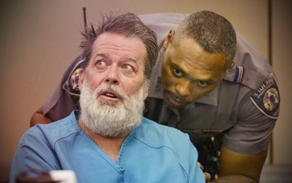 penjenayah kulit putih