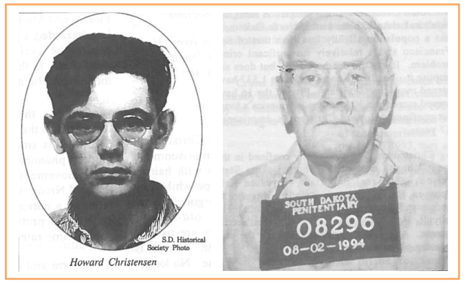 penjenayah yang masih hidup selepas hukuman penjara paling lama howard christensen