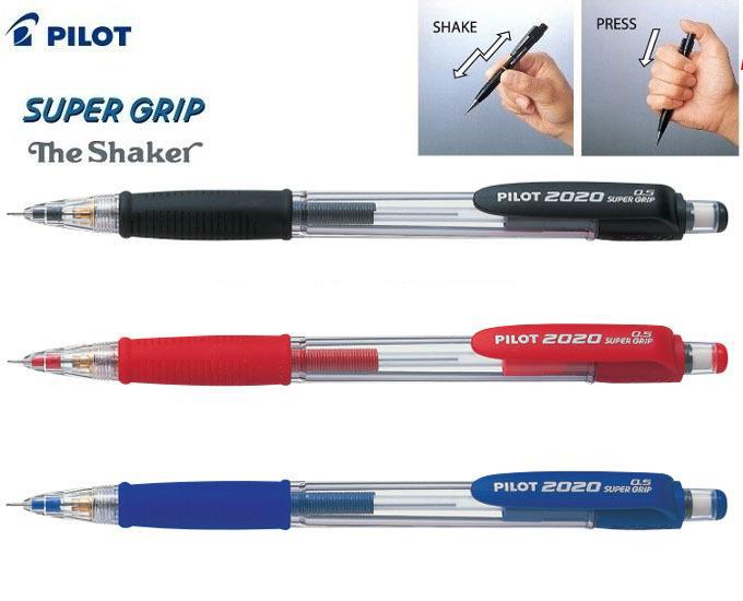 pensil shaker mechanical pilot